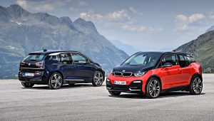 New BMW i3 and BMW i3S