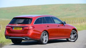 Mercedes-Benz E 220 d 4MATIC AMG Line Estate Review