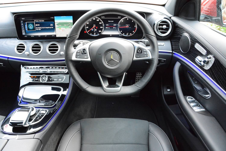 Mercedes-Benz E 220 d 4MATIC AMG Line Estate