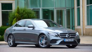 Mercedes-Benz E 350 e AMG LINE Saloon Review