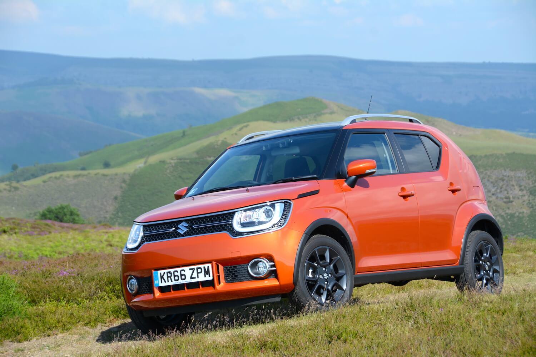 Suzuki Ignis Review - GreenCarGuide co uk