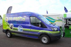 LCV2017 017 ULEMCo Hydrogen Van