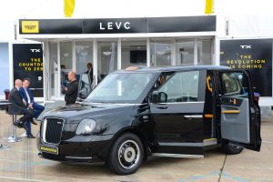 LCV2017 018 LEVC TX Taxi
