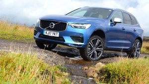 Volvo XC60 Twin Engine T8 Ultra Low Emission Vehicle