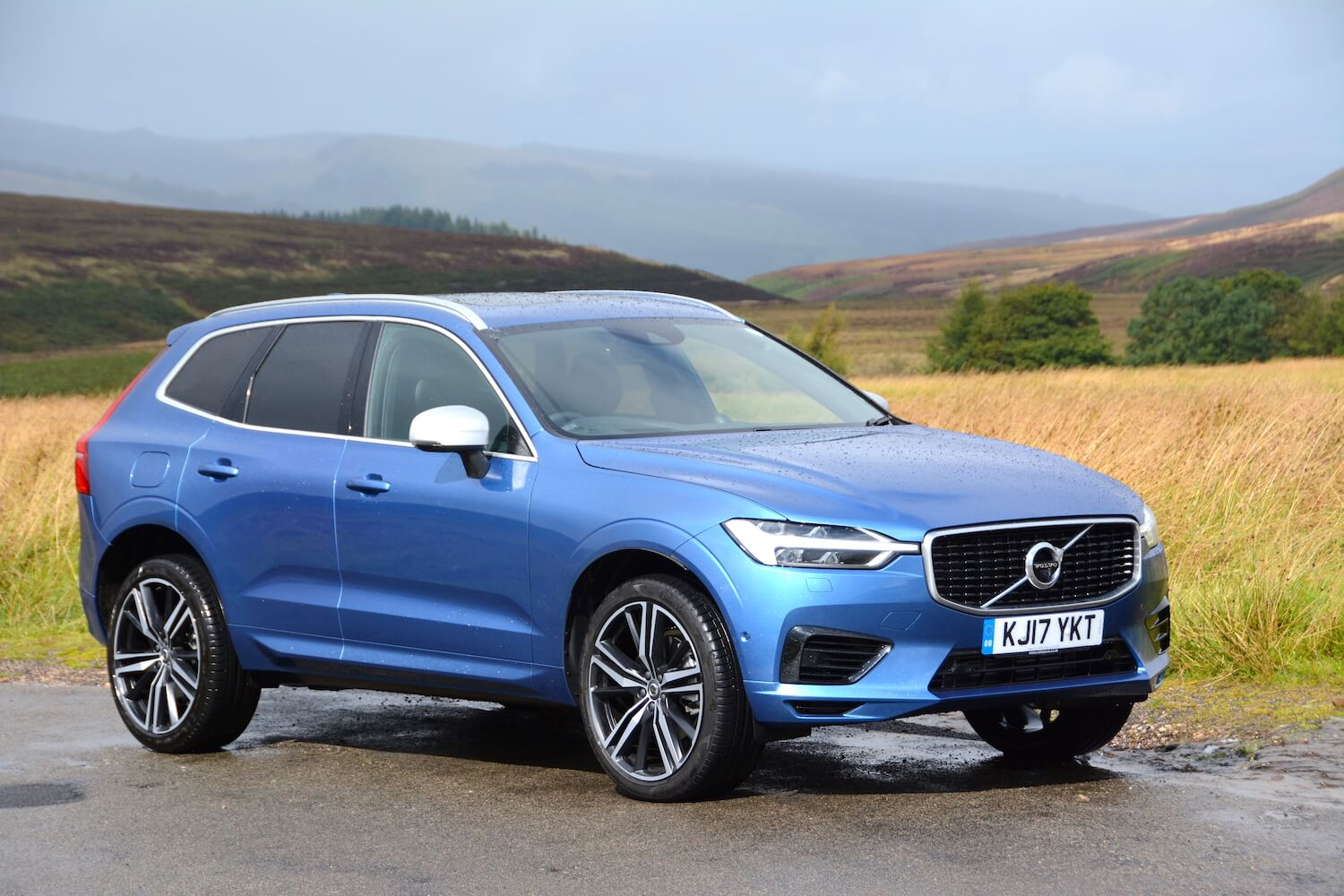 Volvo XC60 Twin Engine T8