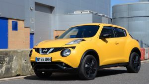 Nissan Juke DIG-T 115 REVIEW