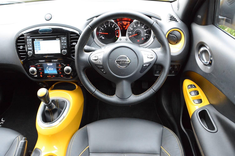 Nissan Juke DIG-T 115