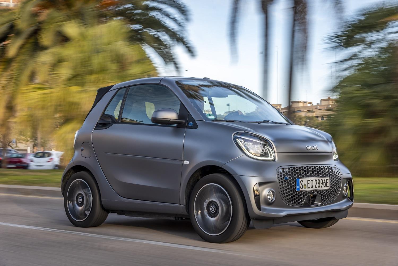 smart EQ fortwo cabrio Prime Premium