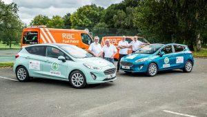 Ford Fiesta diesel achieves 122mpg in MPG Marathon