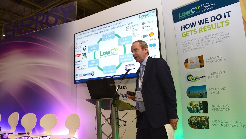 LowCVP Energy Seminars Oct 2017