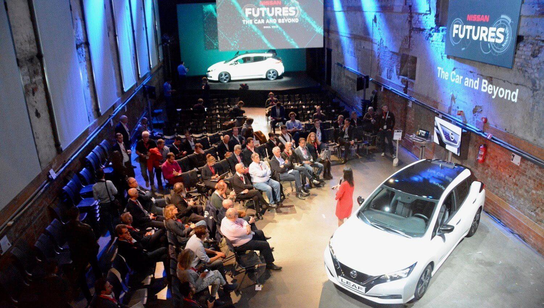 Nissan Futures 2017