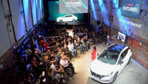 Nissan Futures Event 2017: Cars and Energy come together