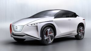 Nissan IMx all-electric crossover concept