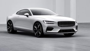 Hybrid Polestar 1 has 93 mile electric range