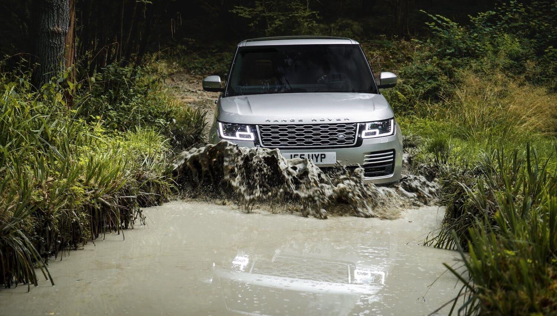 Range Rover P400e PHEV