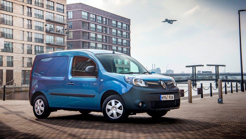 Renault Kangoo Van ZE
