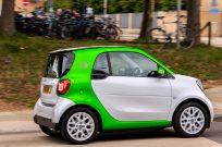 smart fortwo ED Prime Premium
