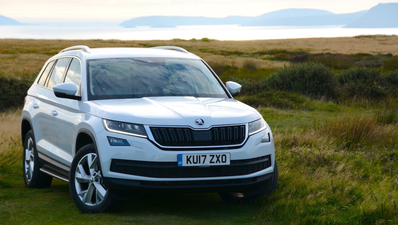 Volvo Xc90 Commercial >> Skoda Kodiaq REVIEW - GreenCarGuide.co.uk
