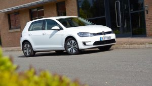 Volkswagen e-Golf Ultra Low Emission Vehicle