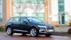 Audi Q7 e-tron low emission cars