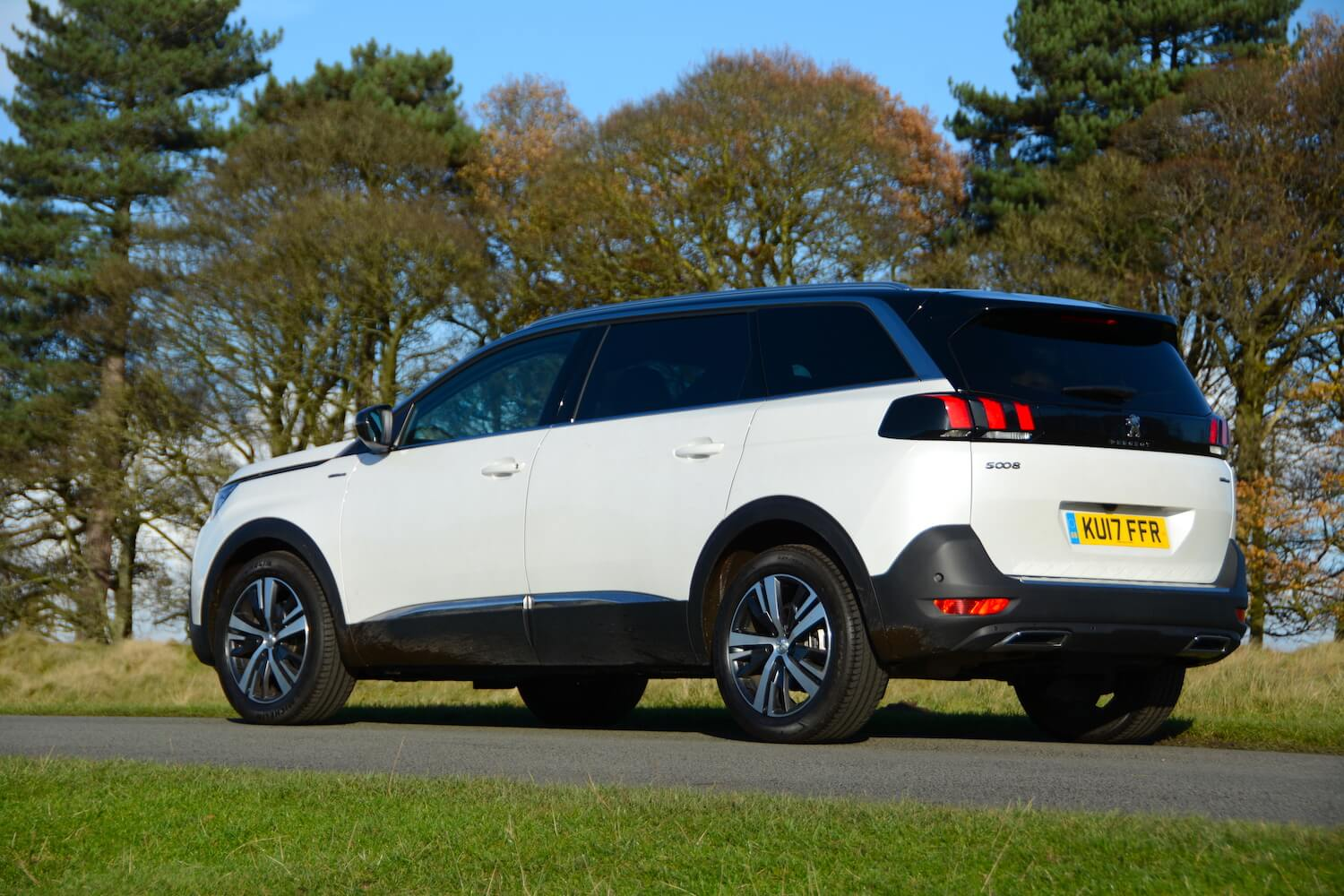 Steering Wheel Cleaner >> Peugeot 5008 REVIEW - GreenCarGuide.co.uk