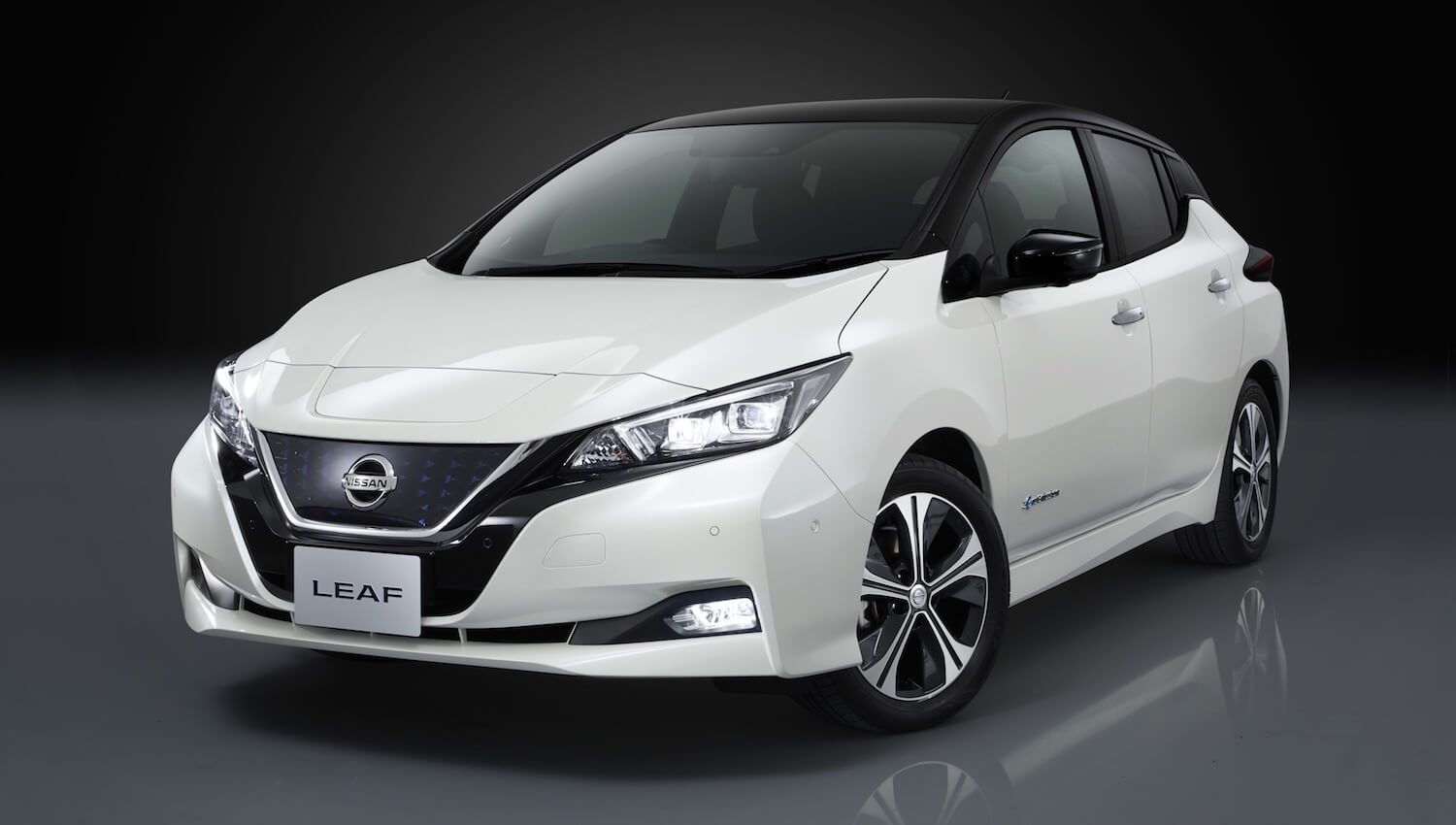 new nissan leaf prices announced. Black Bedroom Furniture Sets. Home Design Ideas