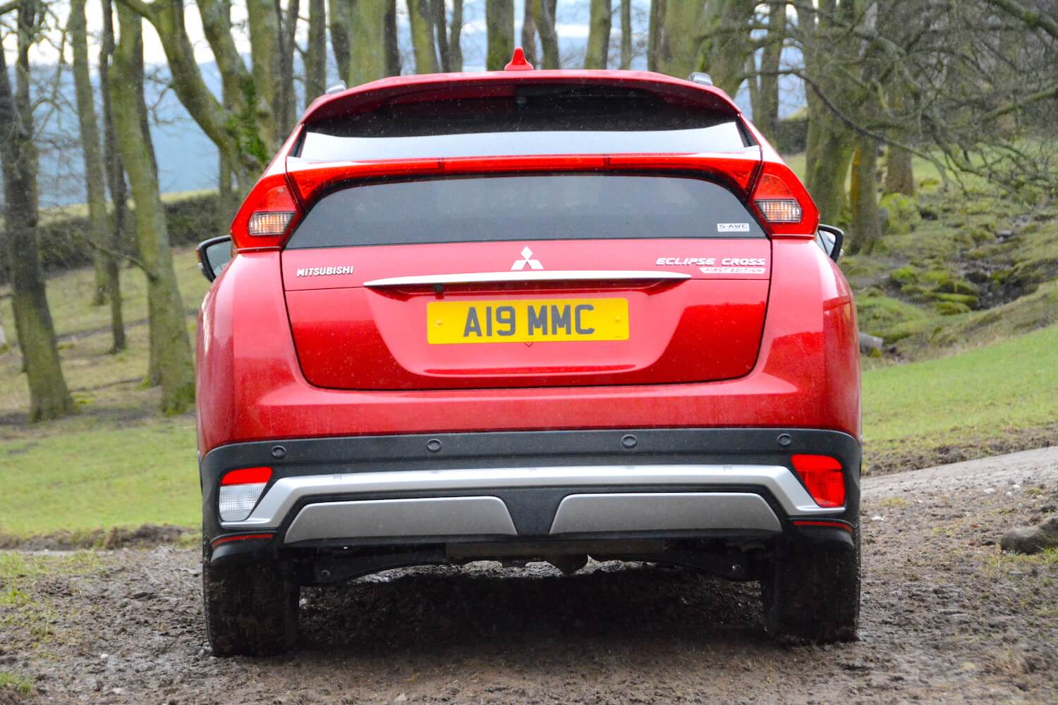 Mitsubishi Eclipse Cross First Edition Auto Review ...