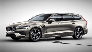 New Volvo V60 Twin Engine