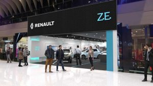 Renault Electric Vehicle Experience Centre opens