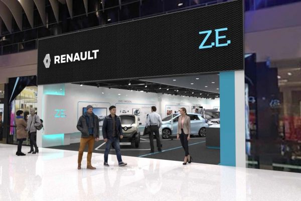 Renault Electric Vehicle Experience Centre
