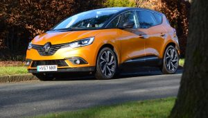 Renault Scenic dCi 110 Hybrid Assist Review