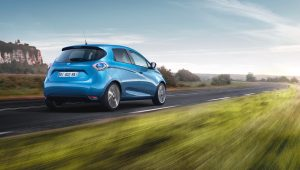 Renault ZOE gets more power for 2018