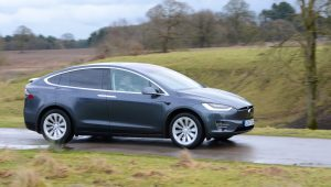 Tesla Model X 100D Ultra Low Emission Vehicle