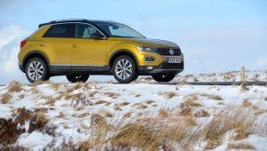 Volkswagen T-Roc 1.0 TSI 115 PS Review