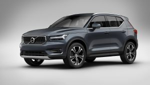 Volvo XC40 available with three-cylinder engine
