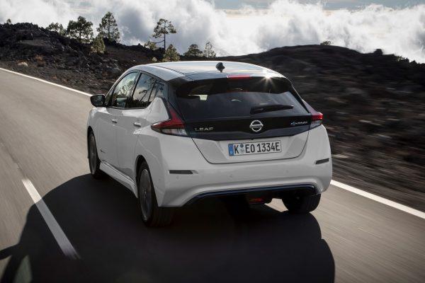 Nissan LEAF Visia 40 kWh