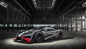 Techrules RenRS hybrid supercar