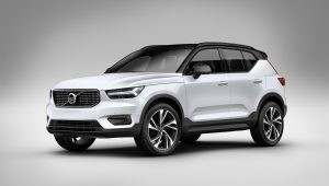 Volvo XC40 is voted 2018 European Car of the Year