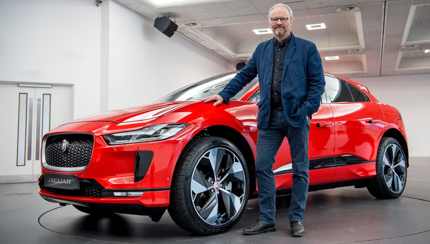 Jaguar I-PACE to be centre stage at Fully Charged LIVE