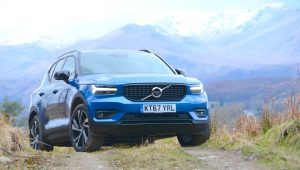 Volvo XC40 D4 AWD Review