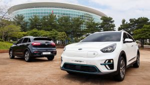 Kia Niro Electric Crossover