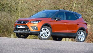 SEAT Arona FR 1.0 TSI 115PS Review