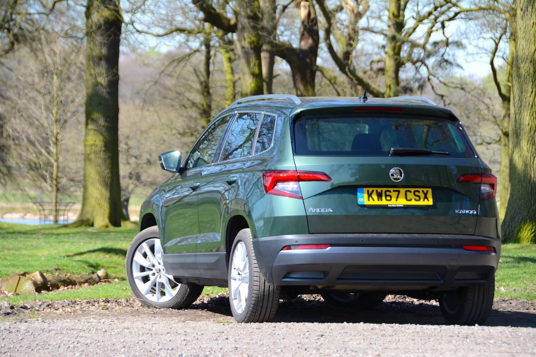Skoda Karoq 1.5 TSI 150PS SE L Review - GreenCarGuide.co.uk