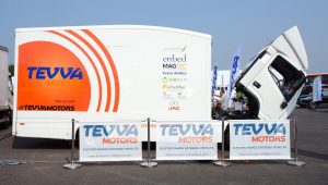 Hybrid Electric Trucks and the UK Market