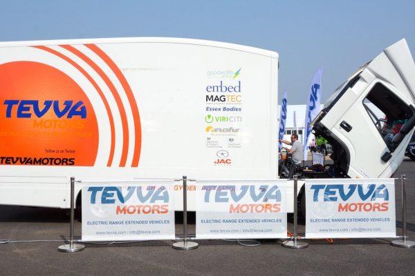 Tevva Range-Extended Truck