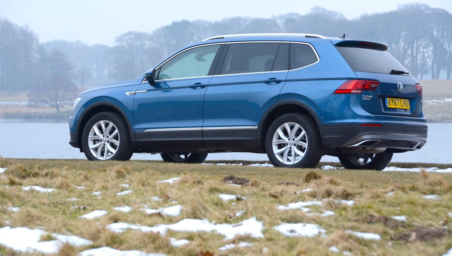 volkswagen tiguan allspace 1 4 tsi 2wd review. Black Bedroom Furniture Sets. Home Design Ideas