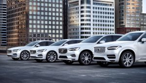 Volvo to eliminate diesel