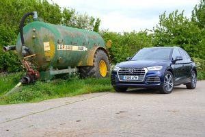 Audi Q5 S Line Review