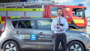 ULEV Experience launched in Nottingham
