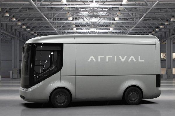 Arrival EV Van